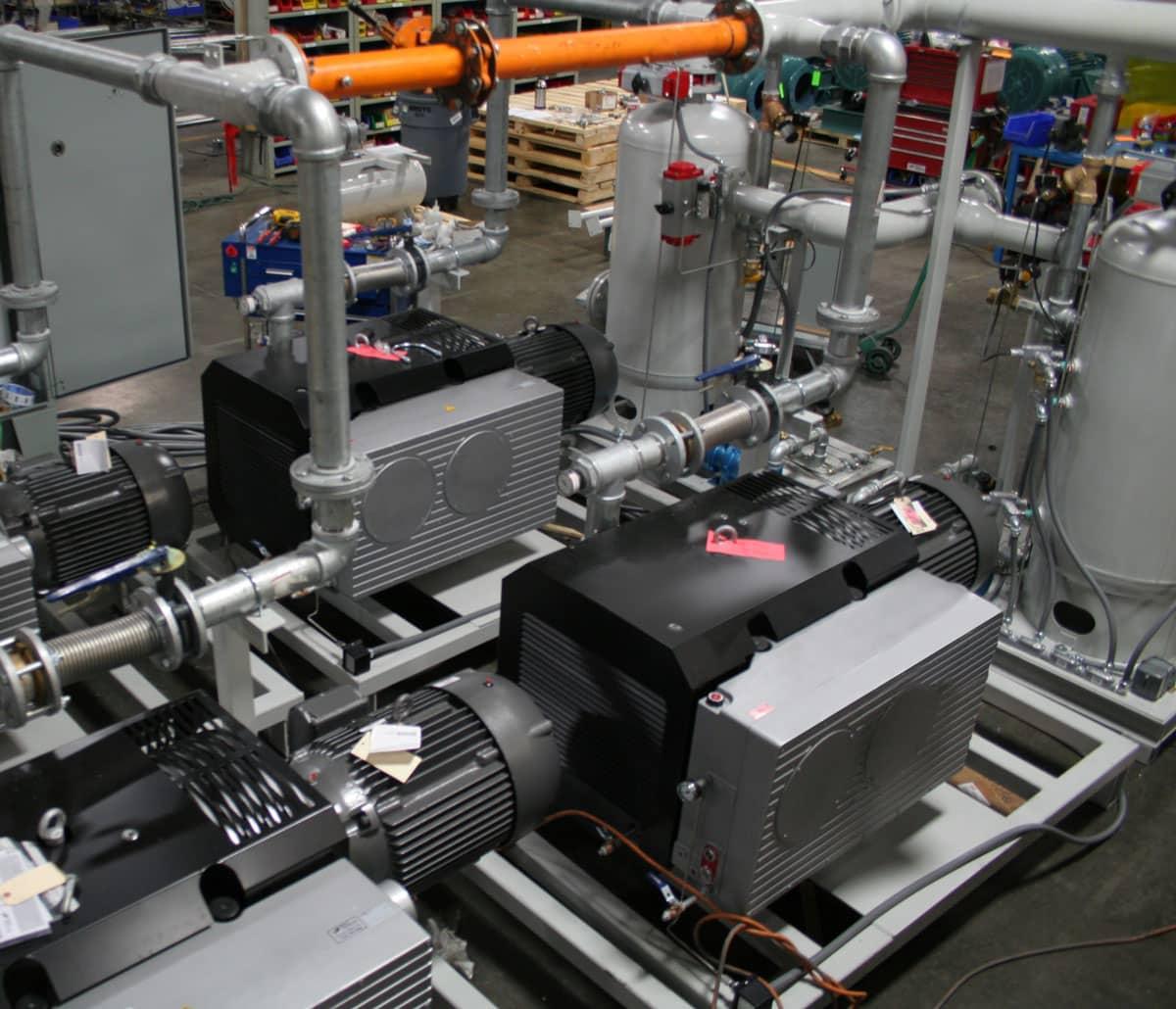 Vacuum Systems