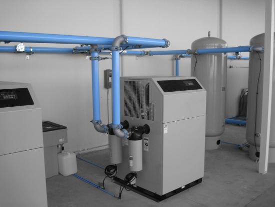 Aluminium Piping Systems