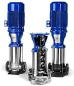 burk centrifugal pump