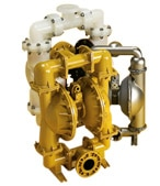 versamatic positive displacement pump