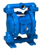 warren rupp positive displacement pump