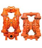 wilden positive displacement pump