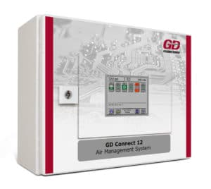 gd connect 12 compressed air system