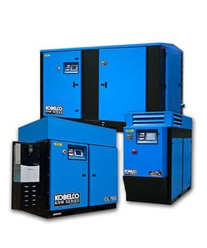 Kobelco KNW Series Oil-Free Air Compressors