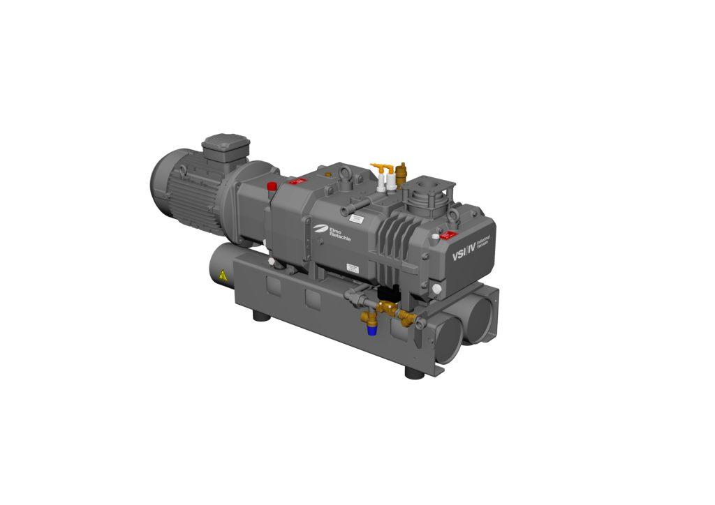 S-VSI screw pump vacuum