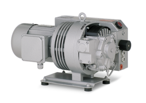 oil lubricated vacuum pumps v-vca / v-vce