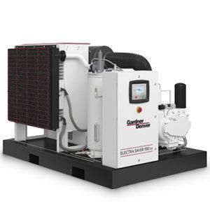 Efficient Screw Compressor 55-75 kW (75-100HP)
