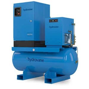 Oil-lubricated single-stage Hydrovane HR RS Series